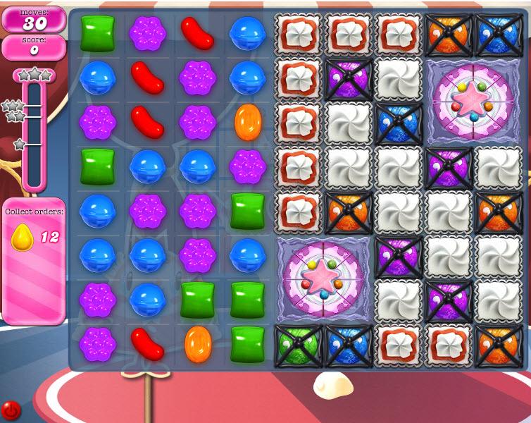 Candy Crush Saga niveau 1103