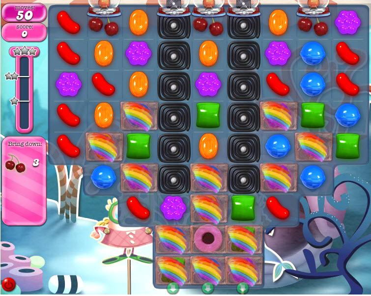 Candy Crush Saga niveau 315