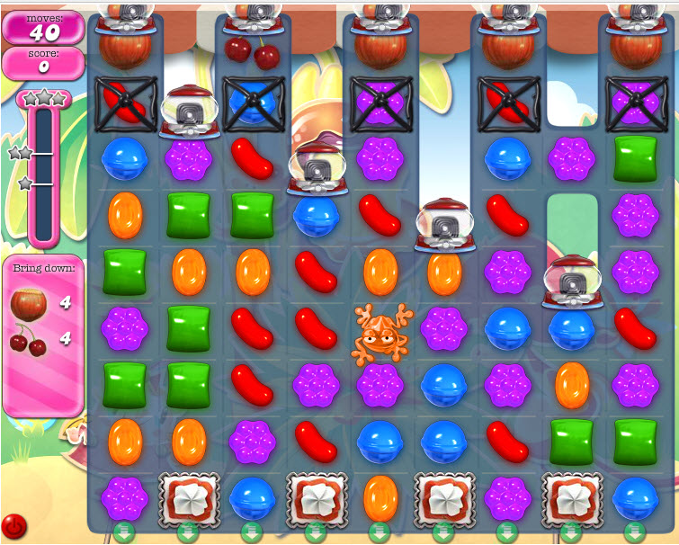 Candy Crush niveau 629