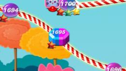 Candy Crush Saga niveau mixte