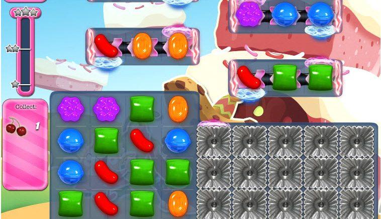 Candy Crush niveau 1642