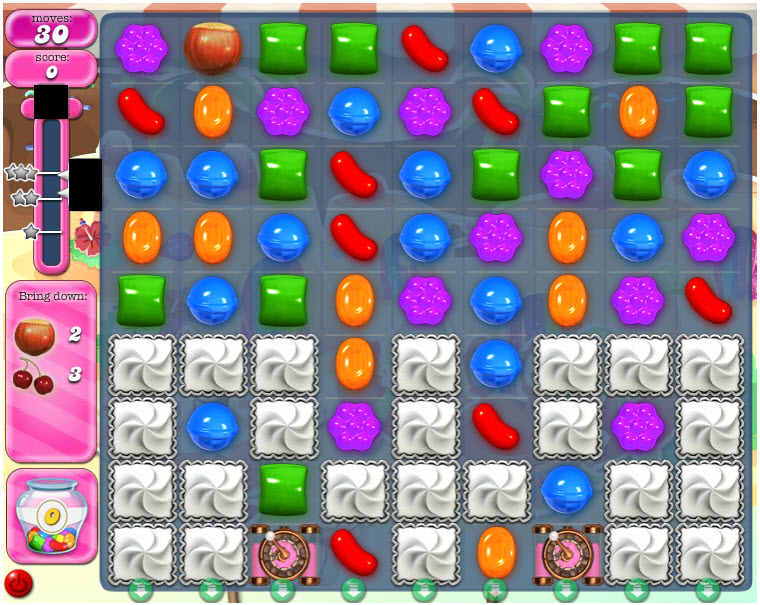 Candy Crush niveau 1330