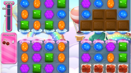 Candy Crush Saga niveau 428