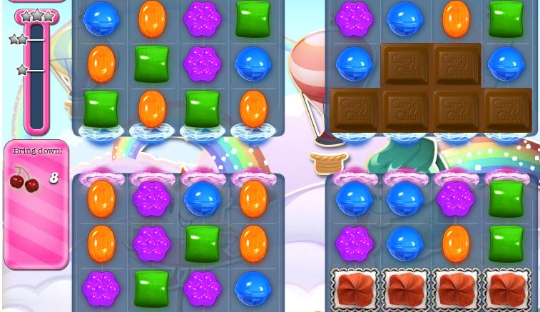 Candy Crush Saga niveau 428