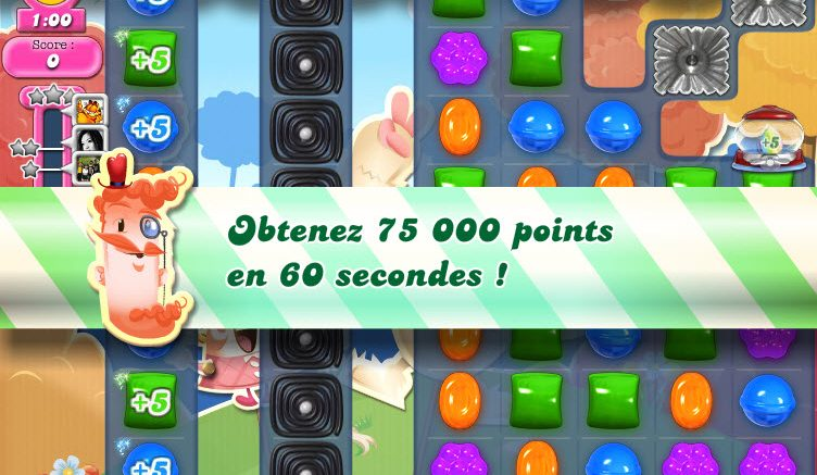 Candy Crush Saga niveau 1694