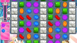 Candy Crush niveau 482