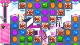 Candy Crush Saga niveau 1883