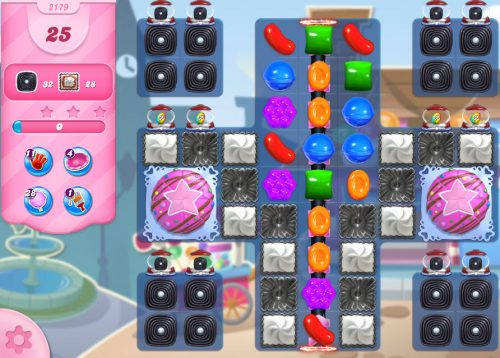 Candy Crush niveau 2179