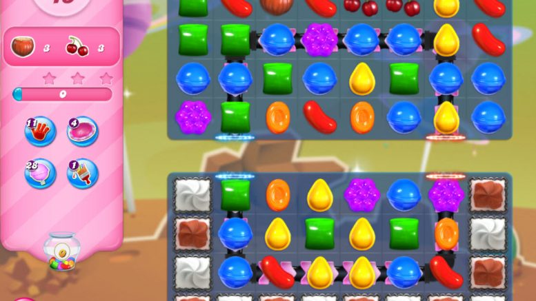 Candy Crush Saga niveau 660