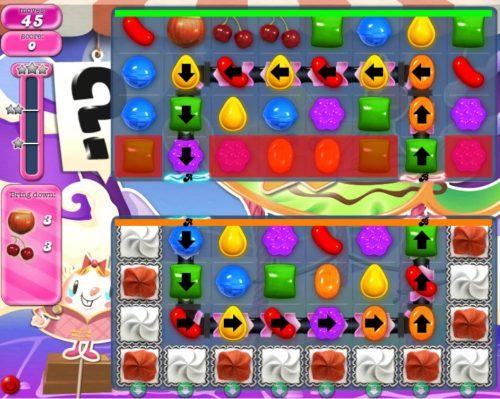Conseils pour le niveau 660 de Candy Crush Saga