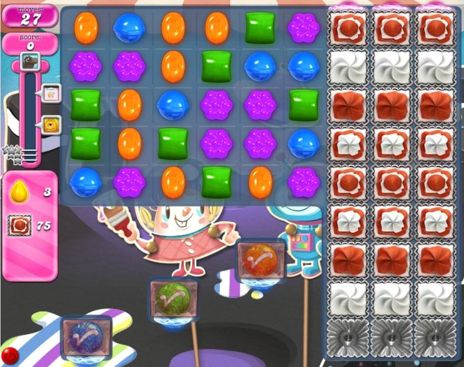 Candy Crush Saga niveau 1879