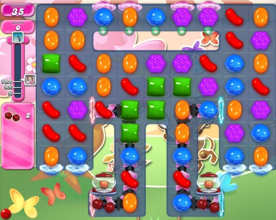 candy crush saga niveau 20480