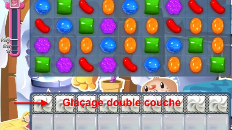 Candy Crush Saga niveau 830