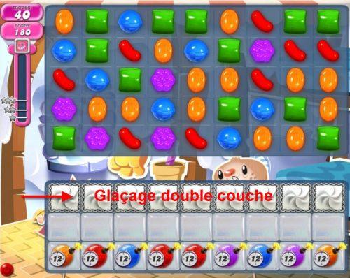 Candy Crush Saga niveau 830