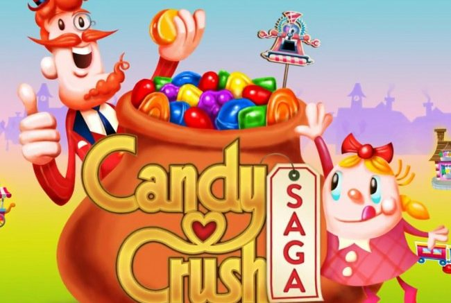 Candy Crush Saga niveau 5000
