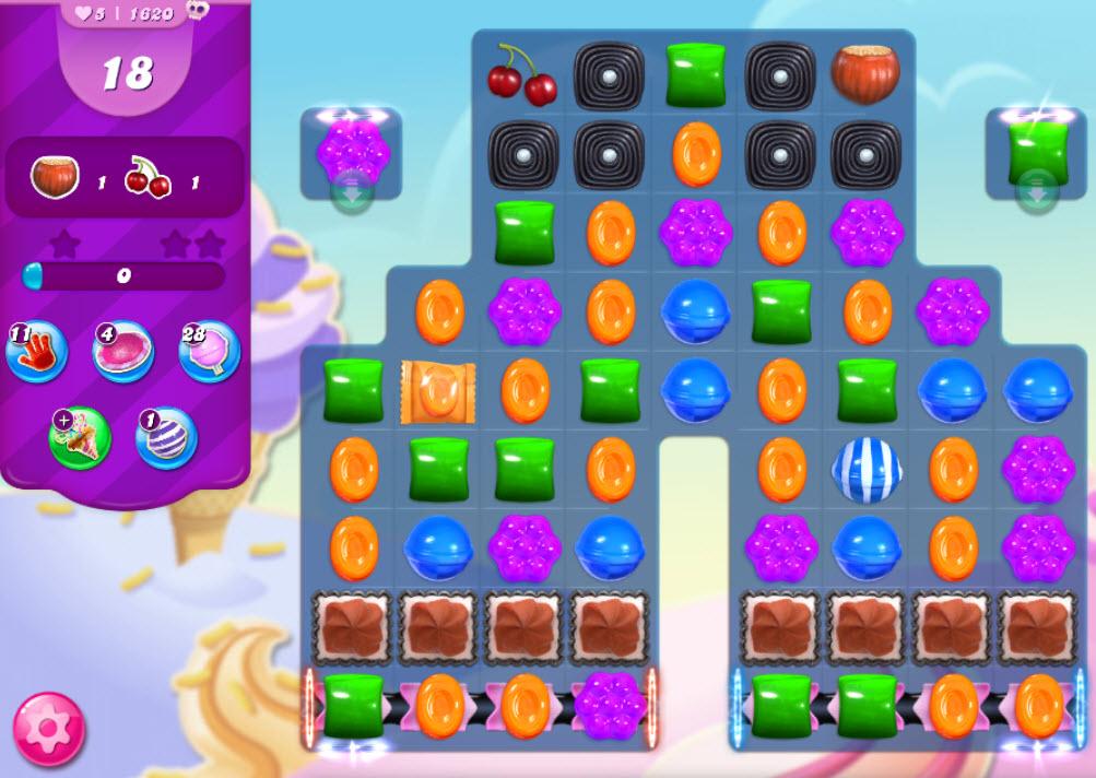 Candy Crush Saga 1620