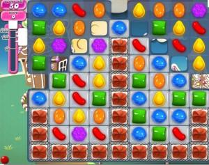 Candy Crush Saga - niveau 147