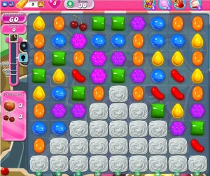 Candy Crush Saga - niveau 30
