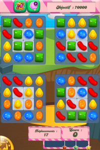 Candy Crush Saga - niveau 33