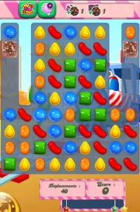 Candy Crush Saga - niveau 441