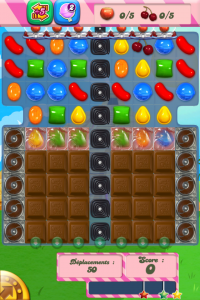 Candy Crush Saga - niveau 325 - version smartphone