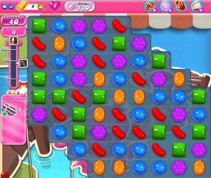 Candy Crush Saga - niveau 130