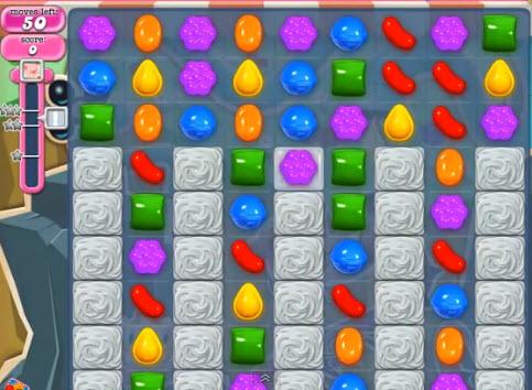 Candy Crush Saga - niveau 23