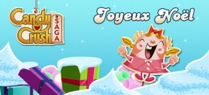 Joyeux Noël Candy Crush Saga
