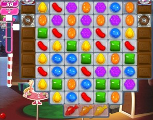 Candy Crush Saga - niveau 275