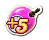 Booster Candy Crush - Retardateur de bombe - Bomb cooler