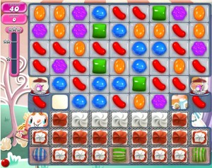 Candy Crush Saga - niveau 350