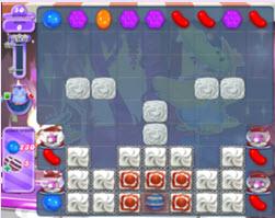 Niveau 425 - Candy Crush - Hibou - Monde des Songes