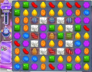 Candy Crush Monde des Songes - Niveau 412