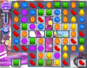 Candy Crush Monde des Songes - Niveau 414