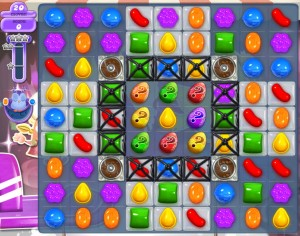 Candy Crush Monde des Songes - Niveau 418