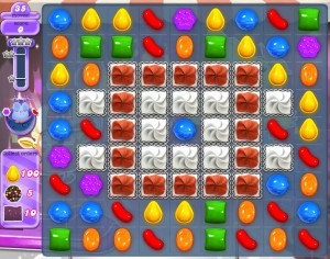 Candy Crush Monde des Songes - Niveau 419