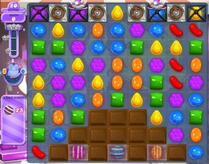Candy Crush Monde des Songes - Niveau 423