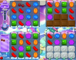 Candy Crush Monde des Songes niveau / level 428