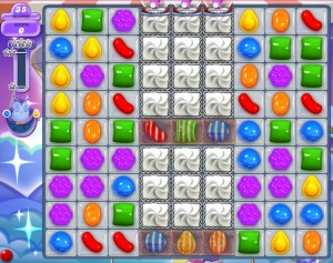 Candy Crush Monde des Songes niveau / level 429