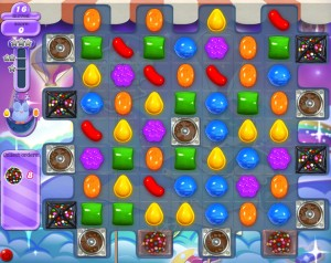 Candy Crush Monde des Songes niveau / level 430