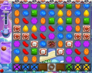 Candy Crush Monde des Songes niveau / level 431