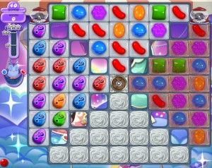 Candy Crush Monde des Songes niveau / level 432