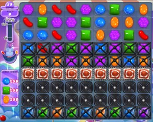 Candy Crush Monde des Songes niveau / level 435