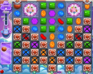 Candy Crush Monde des Songes niveau / level 436