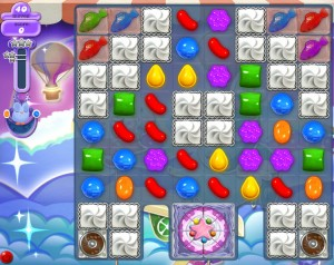 Candy Crush Monde des Songes niveau / level 437