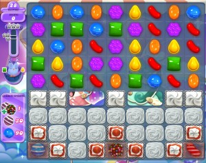 Candy Crush Monde des Songes niveau / level 438