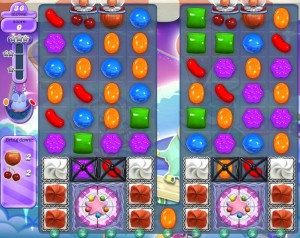 Candy Crush Monde des Songes niveau / level 439