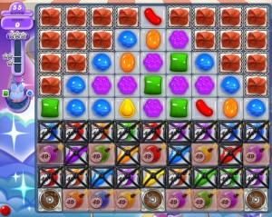 Candy Crush Monde des Songes niveau / level 440