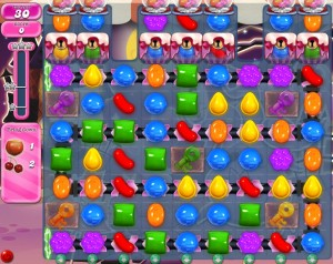 Candy Crush niveau 715