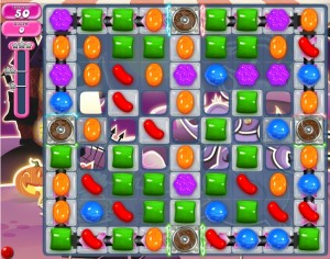 Candy Crush niveau 716